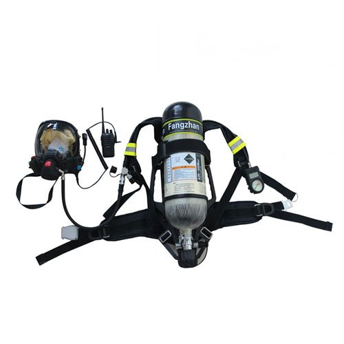 SCBA with Communication System